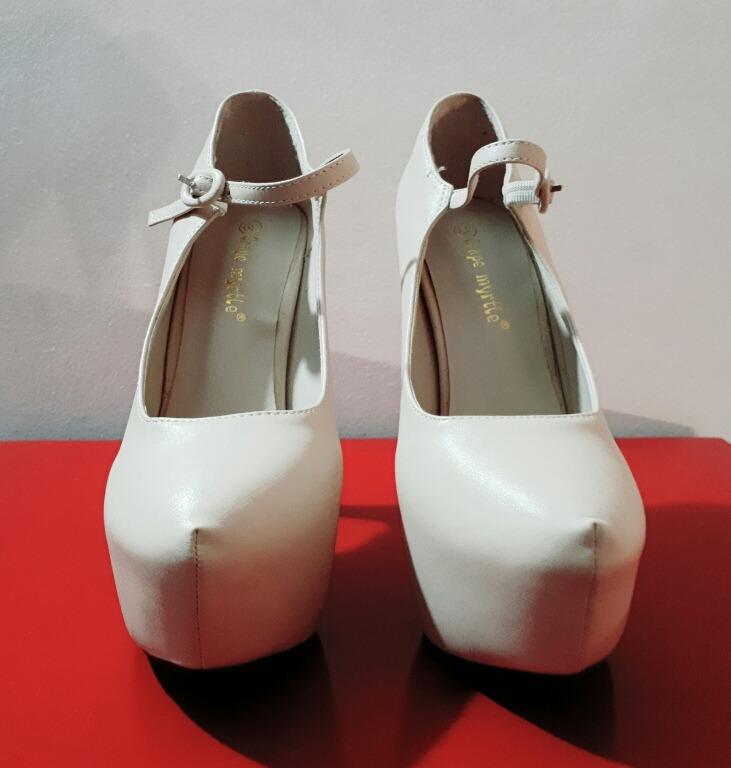 Zapatos De Taco Alto Nude (beige)  Stilettos -   800 b7c7a218a933