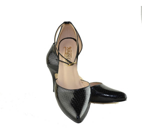 Tacón 7 Zapatos MujerNegrosBeige Para De Vestir T3KJlc1F