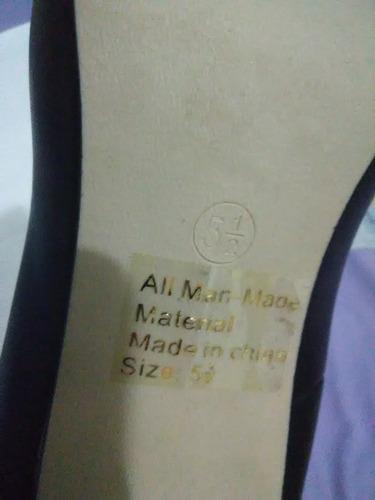 zapatos de tacon de dama
