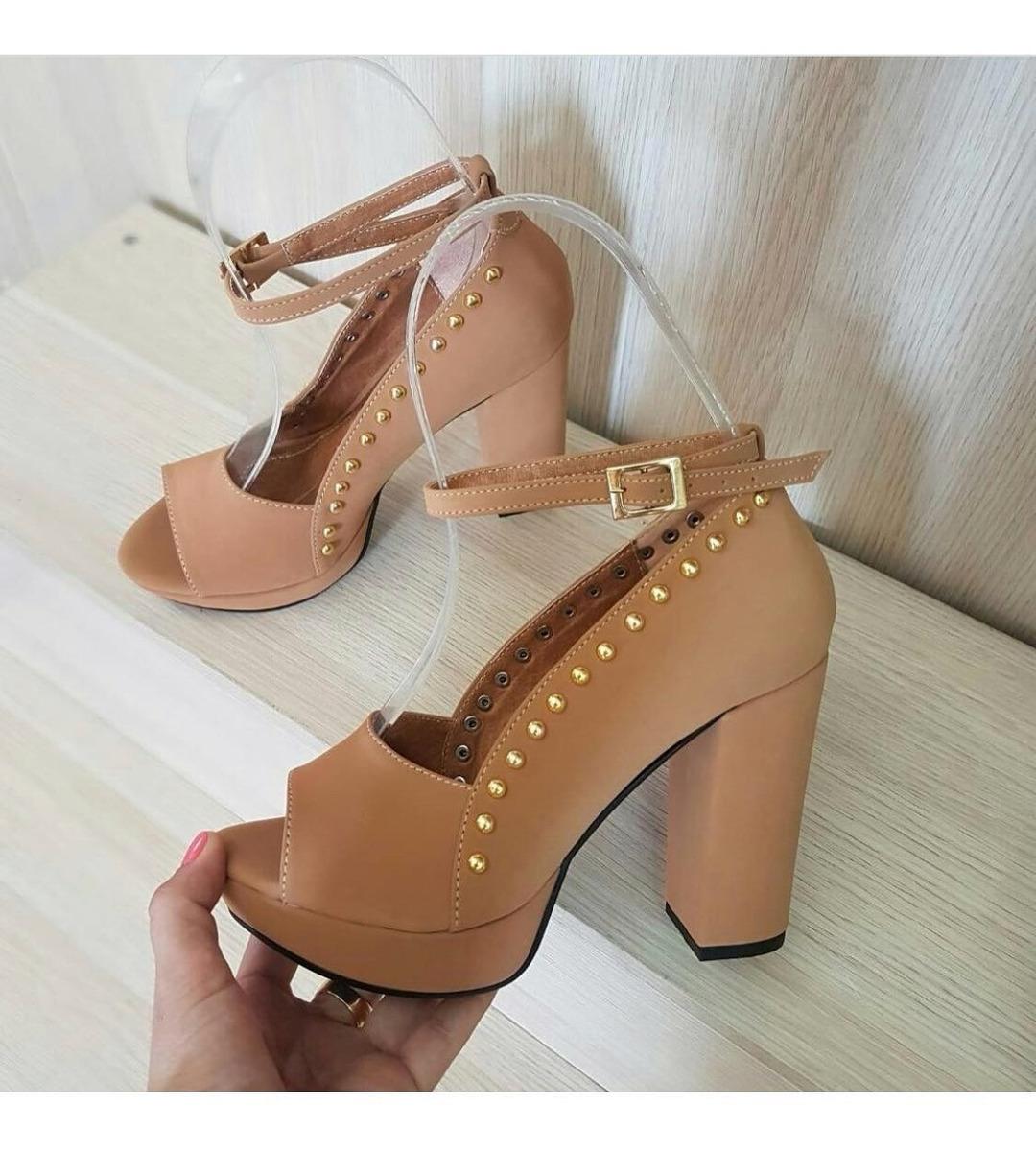 c5f38b50 zapatos de tacón miel mujeres los mejores estilos de zapato. Cargando zoom.