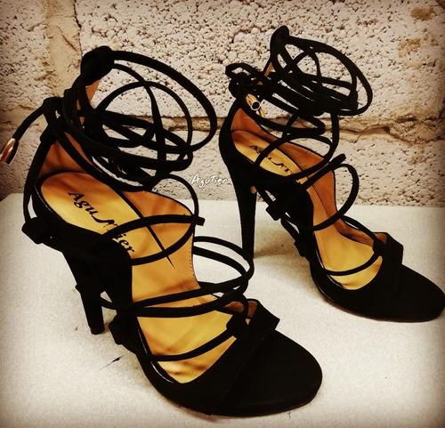zapatos de tacos agutier