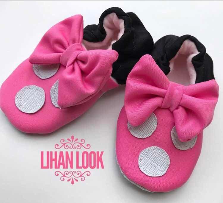 0343fa4184b1c Zapatos De Tela Para Bebés - Bs. 5.500