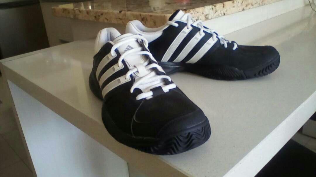 0b5fec61f60 zapatos de tenis adidas ambition importados. Cargando zoom.