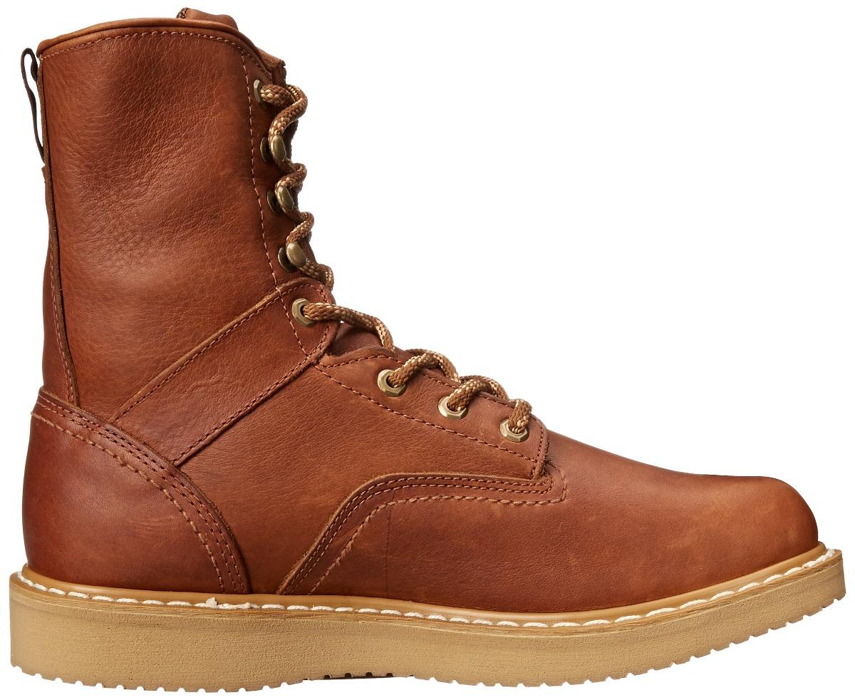 Con Trabajo Zapatos Pulgadas Para De Cuña 8 Boot Georgia byf7g6