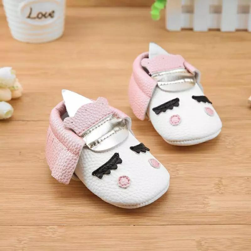 b7a944eecb114 Zapatos De Unicornio Para Bebe Niña Suela Blanda -   190.00 en ...