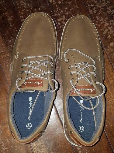 zapatos de vestir american eagle talla: 12 para adulto