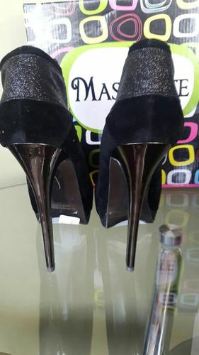 zapatos de vestir con tacon