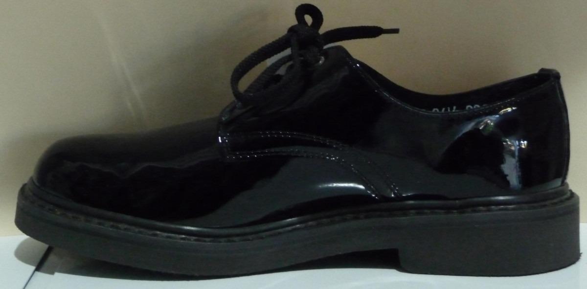 Zapatos de vestir de charol negro gama en mercado libre - Charol zapateria ...