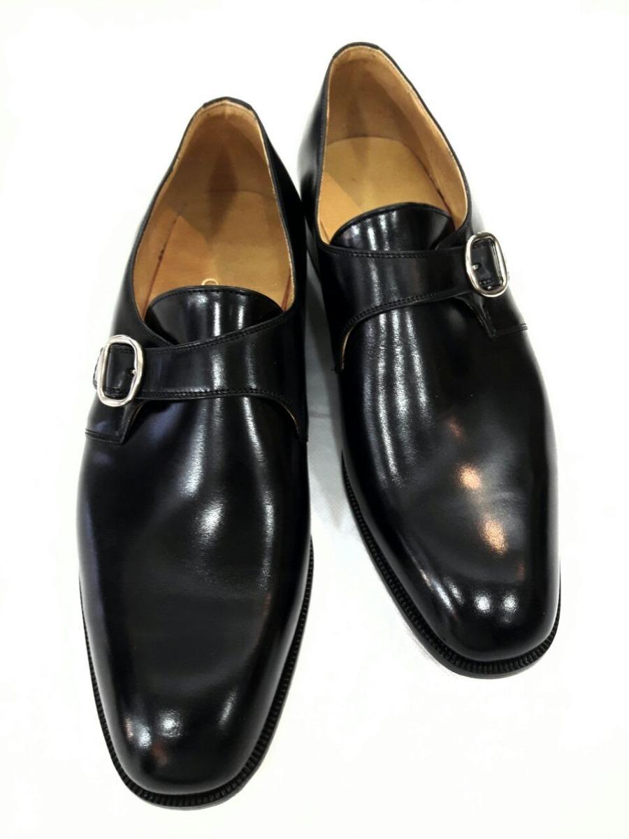 bada58447cd52 zapatos de vestir hombre 100% cuero hebilla. Cargando zoom.