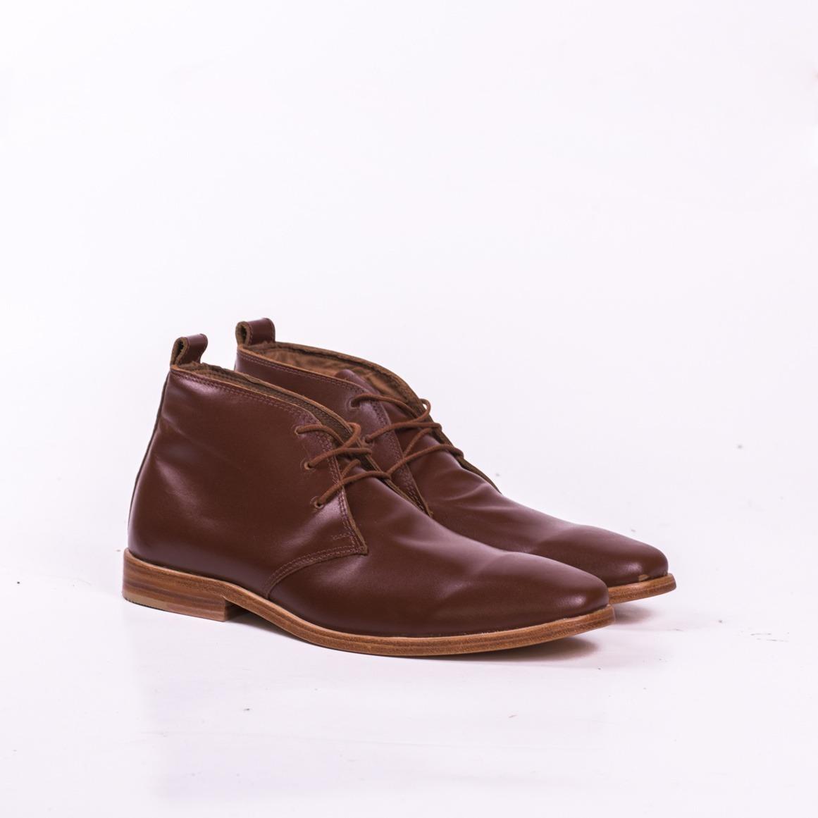 cfdd0365 Zapatos De Vestir Hombre Cuero Bellagio Marron - $ 1.799,00 en ...