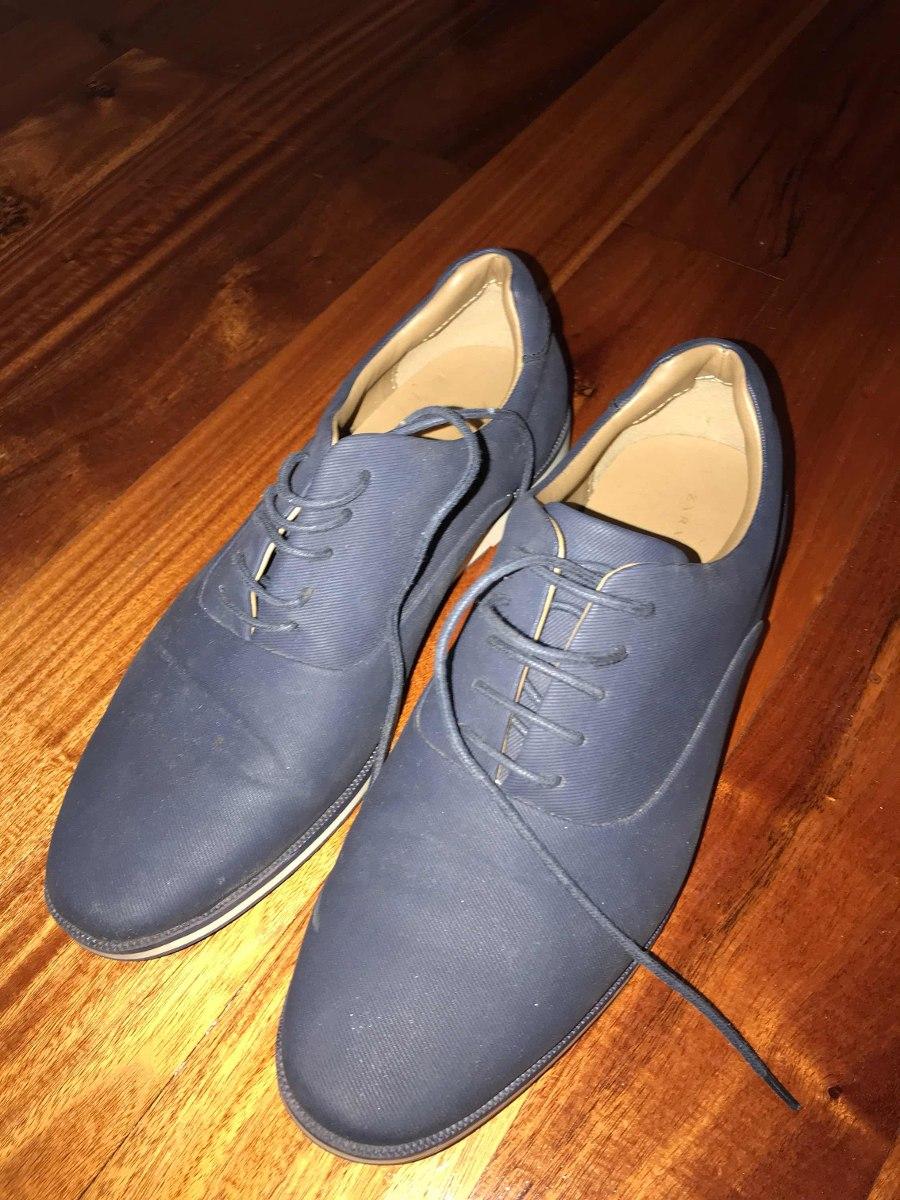 Talle Vestir Zara De 2 000 40 Hombre 00 Azul En Color Zapatos 15Hwqw