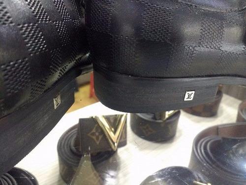 zapatos de vestir lv louis vuitton caballero unico 2 version