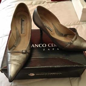 e003893b900 Zapatos Dama Clasicos Comodos - Calzados Plateado en Mercado Libre ...