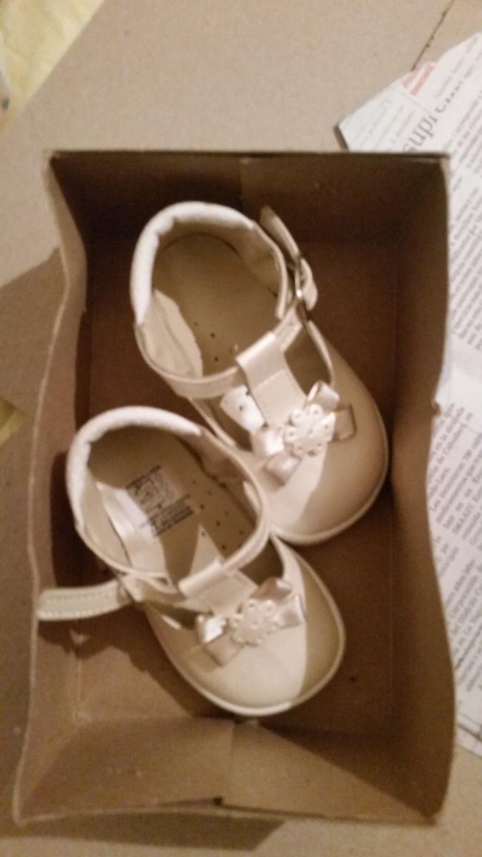 d7c7710b1 Zapatos De Vestir Para Bebe Niña Bautizos Talla Núm 19 - Bs. 35.500 ...