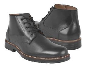 Zapatos De Vestir Para Caballero Flexi 91902 Negro