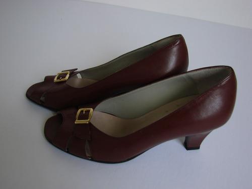 zapatos de vestir para dama talla 36
