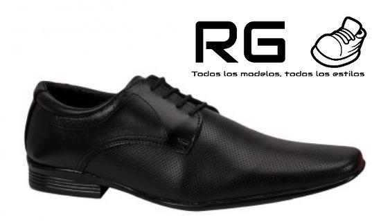 Zapatos De Vestir Para Hombre Mirage Negros Id68 A -   550.00 en ... b49d6768fd8d0