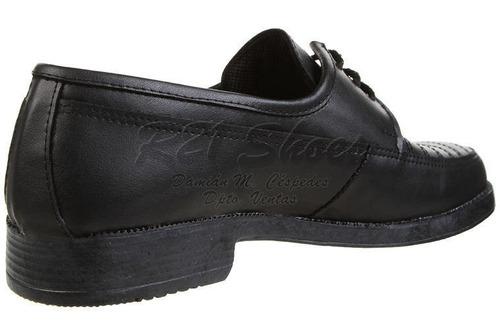 745dab81075 Zapatos De Vestir Para Hombre Modelo Acordonado Negro 2019 -   1.220 ...