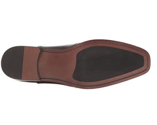 zapatos de vestir steve madden cuero talle 43 nuevos