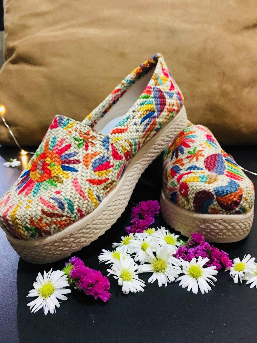 De Zapatos Artesanal Para Yute Dama zMSqUpVG