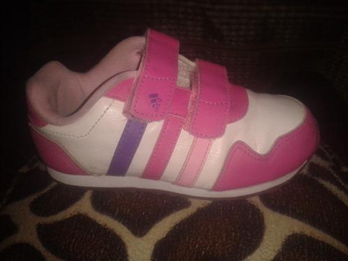 zapatos niña adidas 27