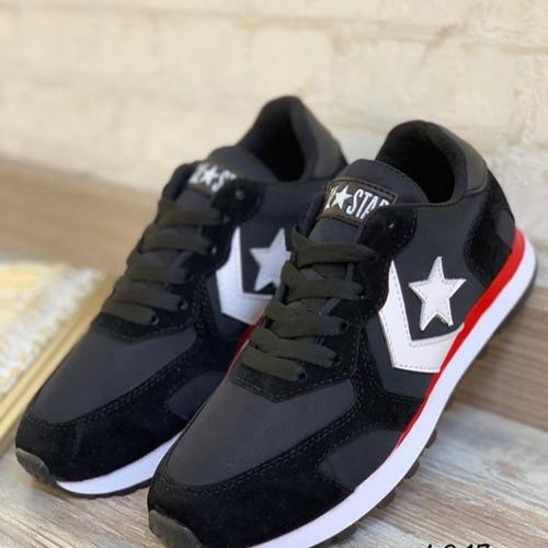 zapatos deporticos all star caballero
