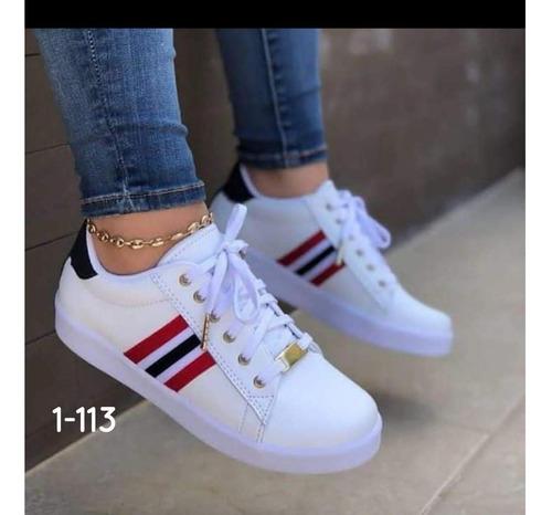 zapatos deportiv colombianos tommy para damas