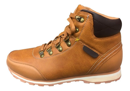 zapatos deportivo estilo botín hombre de marca // agta
