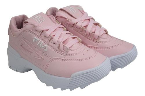 zapatos deportivo para niña fila