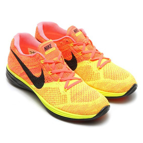 online store 53968 82378 Zapatos Nike Hombre Flyknit Lunar 3