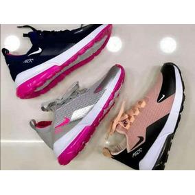 7f47b1c122e Zapatos Deportivo De Ultima Moda - Zapatos Nike Negro en Mercado ...