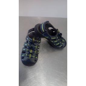 9a73312ee Sandalias De Vestir Nina - Zapatos Deportivos Azul en Mercado Libre ...