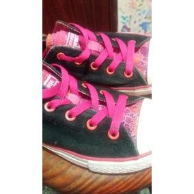 de53de41a236cb Zapatos Converse De Niñas Usadas - Zapatos Converse