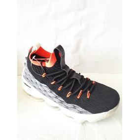 60fda359d2c Botas Nike Lebron 15 Para Caballeros