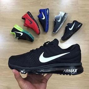 Hombre En Venezuela Libre Nike De Zapatos Airmax Negro Mercado lcFJKuT13