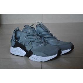 2ae355bc651ed Kp3 Zapatos Nike Air Huarache Negro - Zapatos Deportivos en Mercado ...