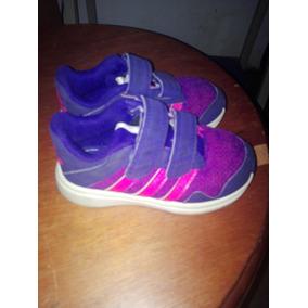 bb17c73df6786 Zapatos Gomas Botas Niña Adiddas Originales Talla 7