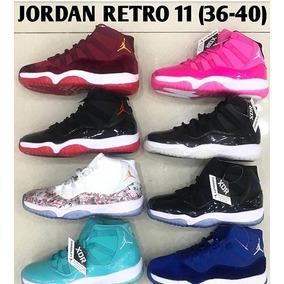 db73e5a1e0755 Zapatos Jordan Talla 36 - Zapatos Nike de Mujer en Mercado Libre ...