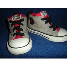 63c85d9288d11a Zapatos Converse Originales. Usado - Distrito Capital · Zapato Deportivo  Converse Para Niño Talla 23-24