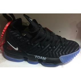 3b10216ddab6f Botas Lebron 15 Gucci - Zapatos Nike de Hombre Negro en Mercado ...