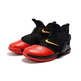 timeless design 6026c d3735 Botas Lebron 15 Gucci - Zapatos Nike Rojo en Mercado Libre ...
