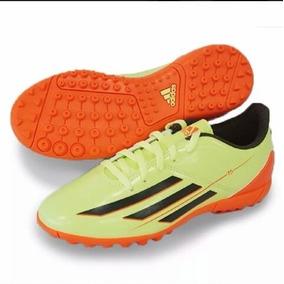 929ff9b9b5ce8 Zapatos Adidas F5 Naranjas - Zapatos Deportivos en Mercado Libre ...