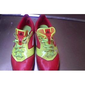 b7f5038ad3806 Zapatos Adidas F5 Naranjas - Zapatos Deportivos en Mercado Libre ...