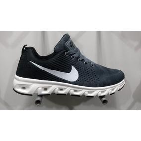 7b6a4eadeecb8 Zapatos Nuevos Sin Trenzas Desde Nike - Zapatos Nike Gris oscuro en ...