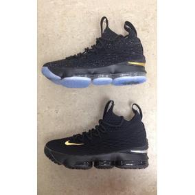 815c8e7c79d Botas Lebron 15 Gucci - Zapatos Nike Negro en Mercado Libre Venezuela