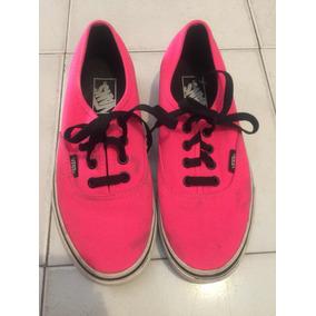 Fosforescentes De Naranja Vans Zapatos Mujer Deportivos tCsQrhd