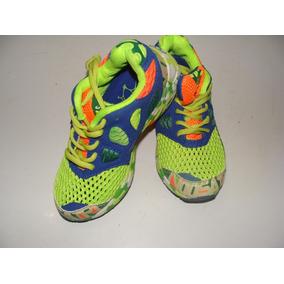 6a9ca0cbb909e Zapatos Marca Asics Mod Gel-noosa-tri7 Verde