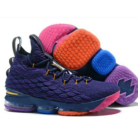 24fd47541b15 Zapatos Nike Lebron 15 Diamond Turf!! Distrito Capital · Nike Lebron 15 Dama