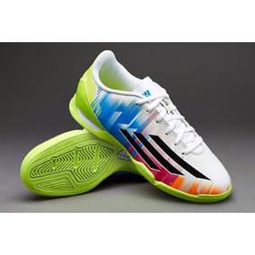 Zapatos Adidas F50 Futsal 2014 Messi Zapatos Deportivos en