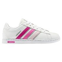 Zapatos Deportivos Para Damas Adidas Neo Derby K Originales